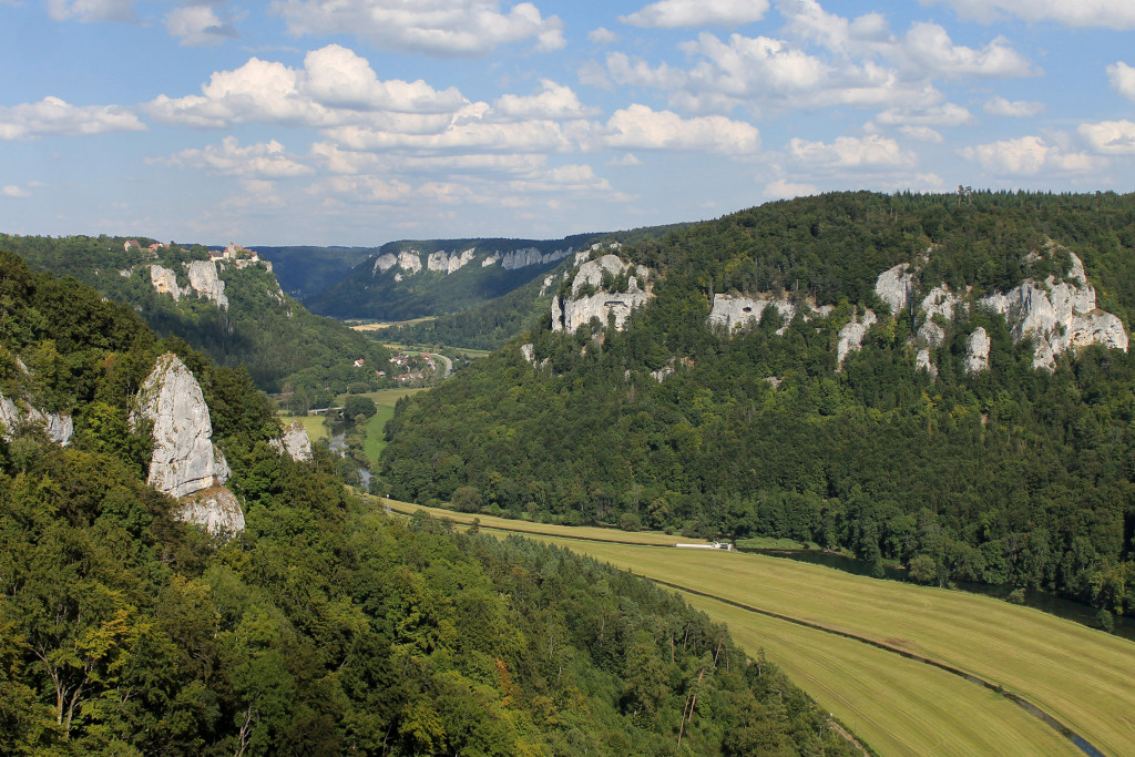 Donautal-vom-Eichfelsen